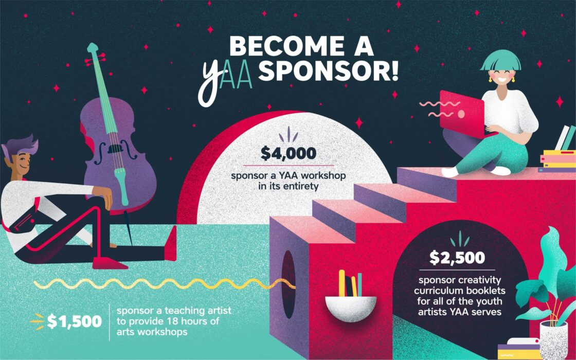Become a YAA Sponsor